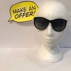 Burberry Round Sunglasses.Made in Italy.Polarized